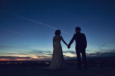 Lukas Van Dyke - helipad wedding shoot