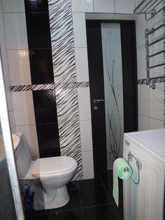 Дизайн черно-белой ванной комнаты ( 25 фото).   Дизайн ванной комнаты, интерьер, ремонт, фото.