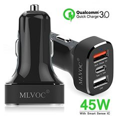 Car Charger MLVOC 45W 3-Port Separate Chips USB Car Charg... https://www.amazon.com/dp/B01KH432LC/ref=cm_sw_r_pi_dp_x_1FA.xbZ4J7KW9