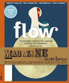 International Flow magazine cover