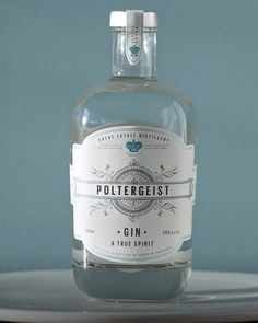 Poltergeist Gin – Unfiltered Hobart distiller Damian Mackey teamed up with the owners of Shene Estate