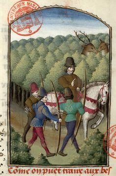 Paris, Bibl. Mazarine, ms. 3717, f. 099v - vue 2