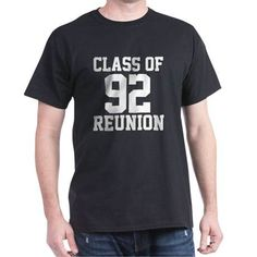 Take a look at this nice Class of 1992 Reunion T-shirt shirt. Purchase it here http://www.albanyretro.com/class-of-1992-reunion-t-shirt/ Tags:  #1992 #Class #Reunion