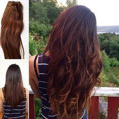 hair extensions krøller