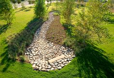 Landscaping Water Runoff   by guest blogger chris coppersmith leed ap