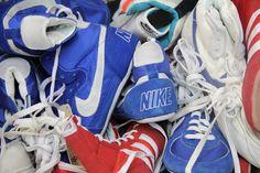 Vintage sneaker hunting in Scandinavia