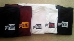 Custom Made Embroidered T Shirts www.djsmallcreations.com