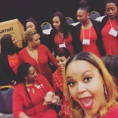 Trying to take a #XiChi photo! #deltasigmatheta #foundersday #classyblackgirl #blackgirlmagic