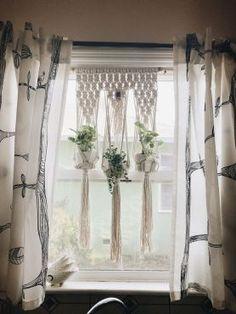 Vintage Macrame Plant Hanger Ideas 64