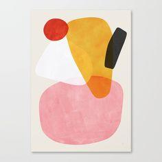 Mikado Canvas Print by Tracie Andrews | Society6