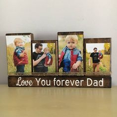 First Father's Day gift Dad gift Love you forever Gifts mothers day craft ideas, diy kids fathers day gifts, gifts for fathers day Diy Christmas Gifts For Dad, Trending Christmas Gifts, Diy Gifts For Dad, Diy Father's Day Gifts, Father's Day Diy, Gifts For Teens, Dad Gifts, Christmas 2017, Holiday Crafts