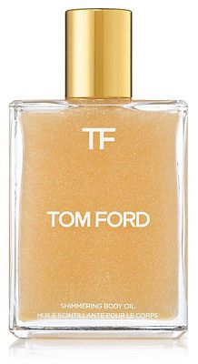 Bath Oils: New Tom Ford Shimmering Body Oil Illuminated The Skin 3.4 Oz 100Ml -> BUY IT NOW ONLY: $365 on eBay!