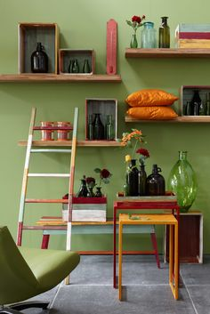 1000+ images about Kleur in je interieur: GROEN on Pinterest ...