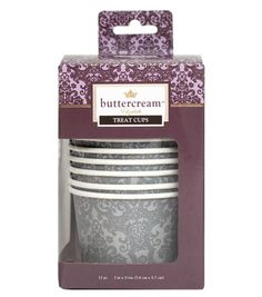Buttercream™ Elizabeth Collection Treat Cups