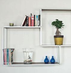 Bones, changing the way we build furniture Hanging Bookshelves, Bones, Design, Furniture, Home Decor, Interior Design, Design Comics, Home Interior Design, Arredamento