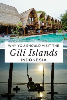 The Gili Islands are magical, but this particular type of magic may not be lasting for long. The trifecta of islands (Gili Trawangan, Gili Air and Gili Meno) offer spectacular beaches, stunning sunsets, and an onslaught of development   indonesia travel t