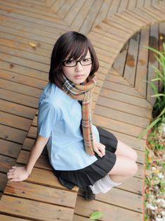 rosarosa:  ねたたま: ★今日の眼鏡っ娘 - ライブドアブログ