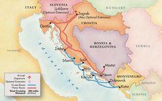 Adriatic Cruise: Croatia, Montenegro, Bosnia & Herzegovina | Grand Circle Cruise Line
