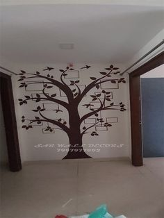#Recently #Completed #Work #FamilyTreeWallPaintingWithBirds @Manikonda #3DTreeWallPainting #WallpaintingofTree #CustomizedTreeWallPainting #TreeWallpaintingforLivingroom www.sarwalldecors.com 7997977992 04040033355 Tree Wall Painting, 3d Tree, Family Tree Wall, Home Decor, Decoration Home, Room Decor, Home Interior Design, Home Decoration, Interior Design