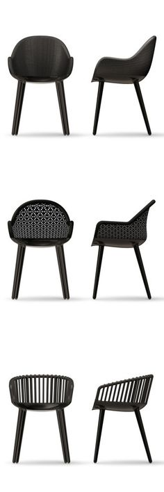 Furniture chairs on pinterest patricia urquiola for Cyborg stuhl