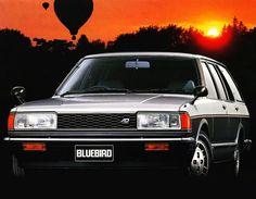 Nissan Bluebird AD Wagon (910) '12.1979–10.1983