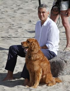 George Clooney has great taste!