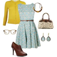 Mustard - fall fashion