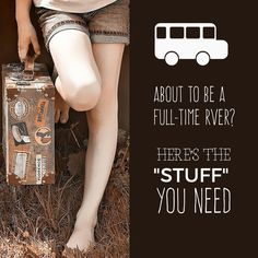If you're about to be a full-time RVer, you've probably questioned what you need to bring along with you on your journey. And just like every other full-time RVer, you'll p…