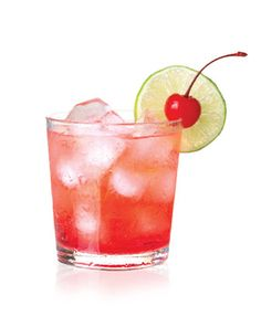 Cocktail Recipe: Ladylike Lime Cocktail (Cheers to the Freakin Weekend) | Bethenny.com