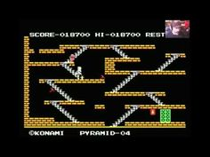 MSX Mansion - Ollie Plays: Kings Valley