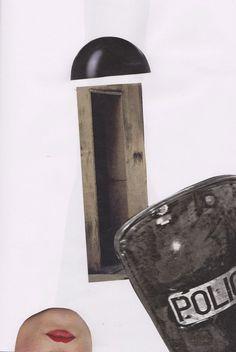 collage de Ubé (2012)