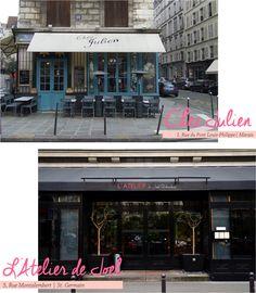 Paris - Chez Julien