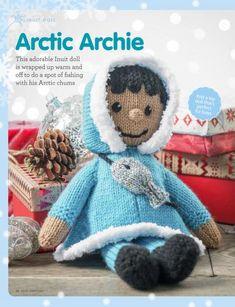 Love Knitting for Babies Winter 2015 - 轻描淡写 - 轻描淡写 Love Knitting, Knitting Books, Knitting For Kids, Knitting Projects, Baby Knitting, Knitting Dolls Free Patterns, Knitted Dolls Free, Bear Patterns, Knitting Magazine
