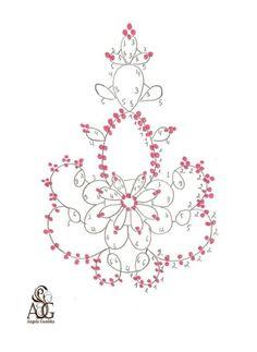 Tatting More - Salvabrani Tatting Earrings, Tatting Jewelry, Tatting Lace, Shuttle Tatting Patterns, Needle Tatting Patterns, Lace Patterns, Jewelry Patterns, Crochet Patterns, Crochet Doilies