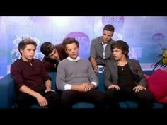 One Direction on Loose Women