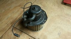 1959 1960 #chevy #impala heater blower motor #squirrel cage tested works,  View more on the LINK: 	http://www.zeppy.io/product/gb/2/222125966308/