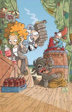 CUTE AND CREEPY: The blog of cartoonist Jay P. Fosgitt: NEWSAPALOOZA