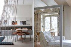 | 10 formas curiosas de decorar con cuerdas