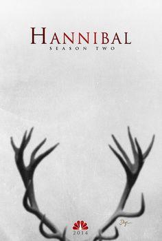 Hannibal - Season 2 Promo A by sahinduezguen on deviantART