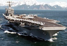 Nimitz-class aircraft carrier USS Abraham Lincoln (CVN 72)