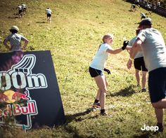 Jeep X Red Bull 400: Staffellauf