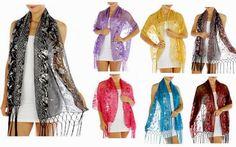 designer shawls lots of colors shiny evening embellished shawls and wraps.