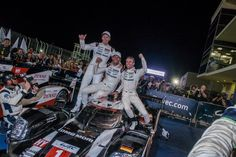 WEC: Porsche logra en el COTA su tercera victoria consecutiva