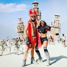 Burning Man 2016, Sint 2.0 & Cyber Piet ❤️