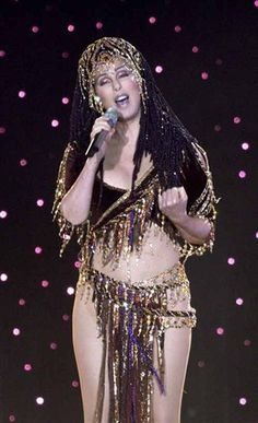 Cher - Farewell Tour I really think its time to change the tour name to the Cher Eternal Farewell Tour...