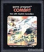 Combat Atari 2600 Video Game | DKOldies