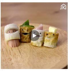 Food Humor, Food Illustrations, Cute Food, Recipe Box, Bento, Food Art, Lunch Box, Food And Drink, Sweets