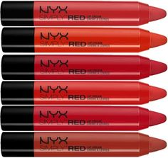 NYX Simply Red Lip Cream Collection for Fall 2014