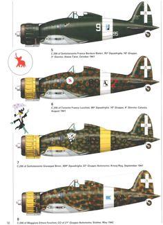 C 200 90a Squadriglia, 10° Gruppo - Catania 1942