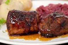 Pork Tenderloin with Asian Honey Glaze